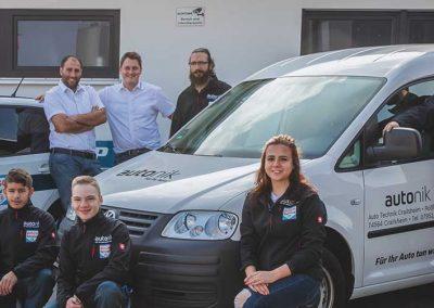 Autonik-Bosch-Dienst Team 2019