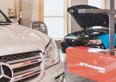 Wartung und Inspektion für alle Fahrzeuge ohne Garantieverlust